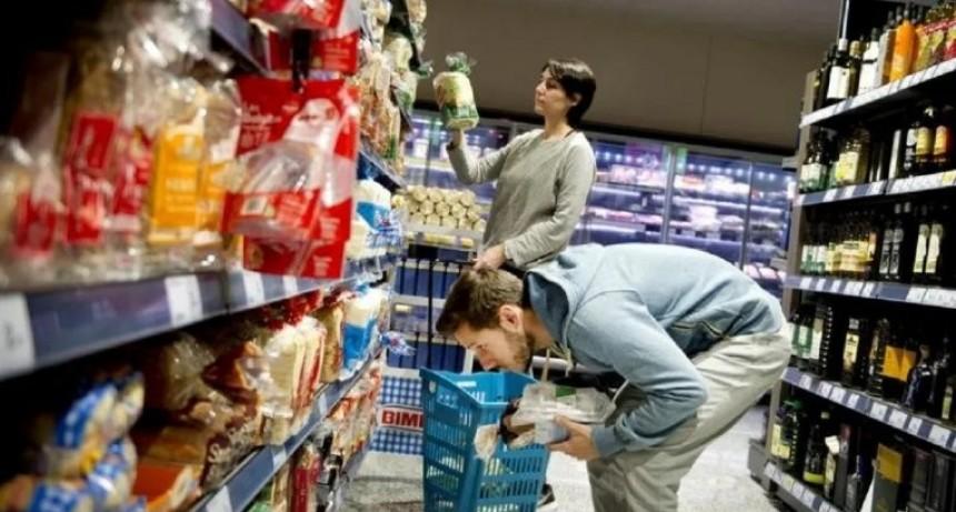 Octubre llegará con 15% de aumento en alimentos
