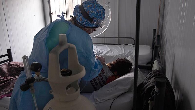 Otros 117 muertos y suman 9.924 contagios de coronavirus en las últimas 24 horas