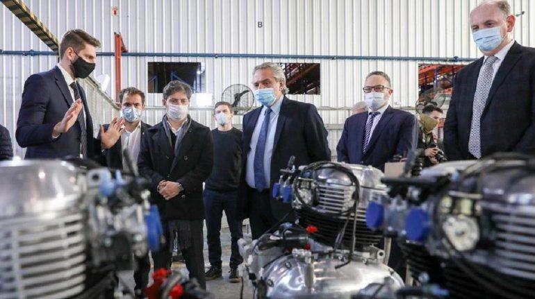 Nación lanzó un plan para compra de motos, con tasa del 28,5%