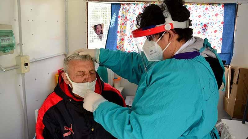 Covid en Argentina: Hubo 115 muertes y 10.776 contagios en las últimas 24 horas