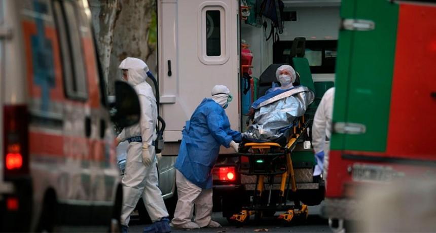 Coronavirus: Con 199 fallecidos, Argentina superó los 9000 muertos