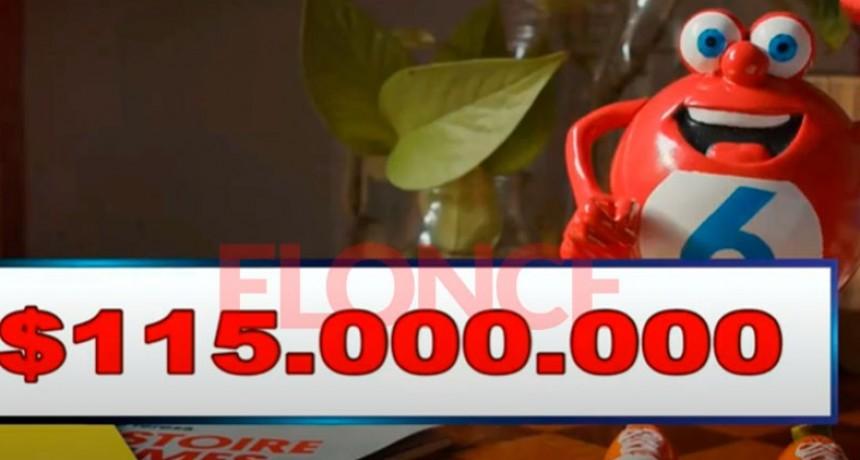 Pozos del Quini 6 quedaron vacantes y 12 apostadores ganaron más de $465.000