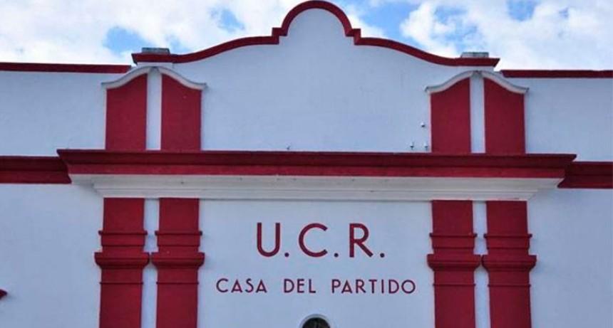 Se postergan para el 18 de abril las elecciones partidarias de la UCR