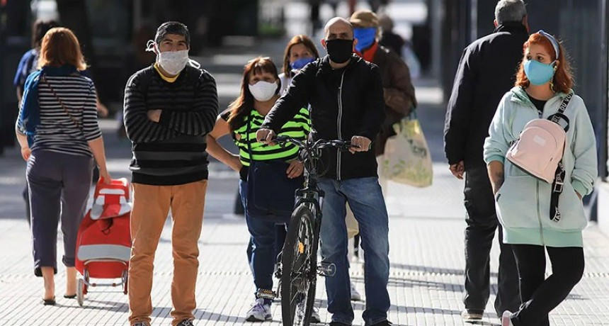 Argentina superó la barrera de las 10.000 muertes por covid-19