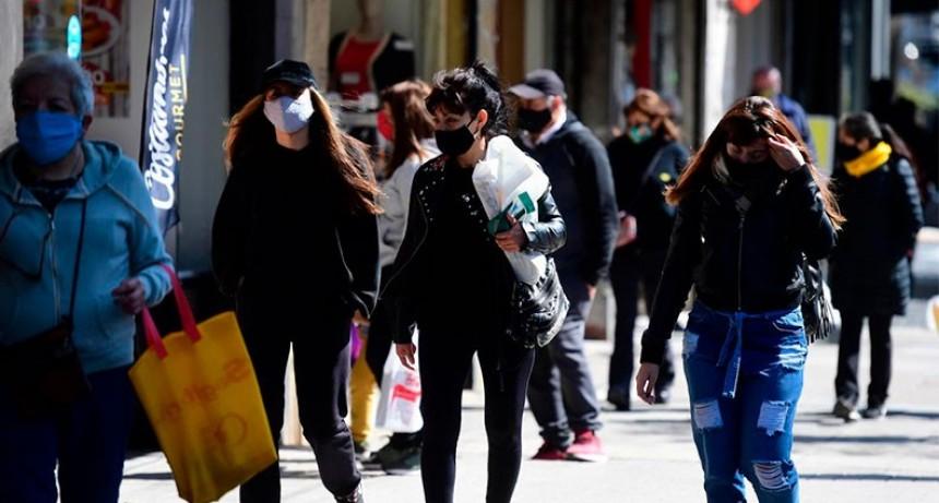 Se registraron 253 muertes y 12.259 nuevos casos de covid-19 en Argentina