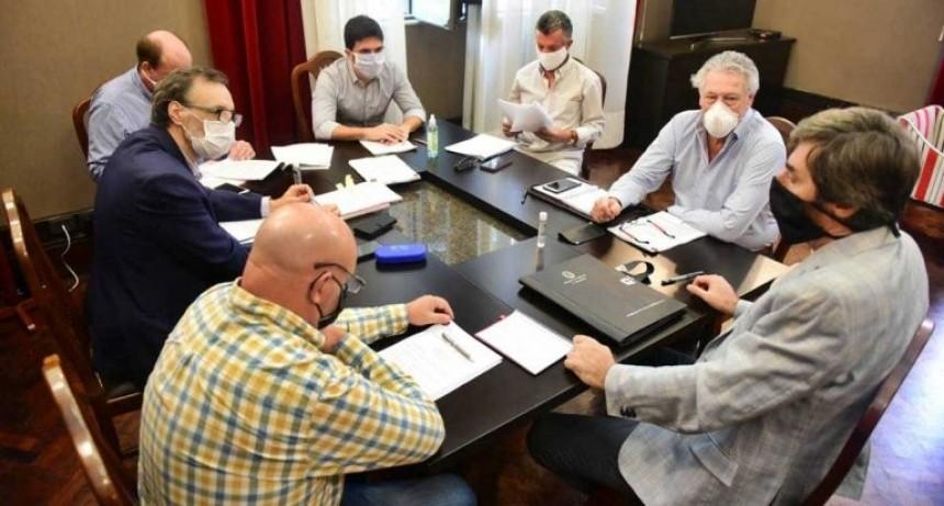 Los bloques de la Cámara de Diputados de la provincia repudiaron la protesta policial en Olivos