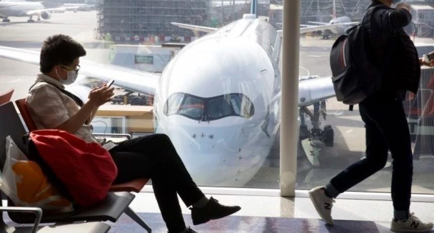 Cómo será el protocolo sanitario para viajar en avión durante la pandemia