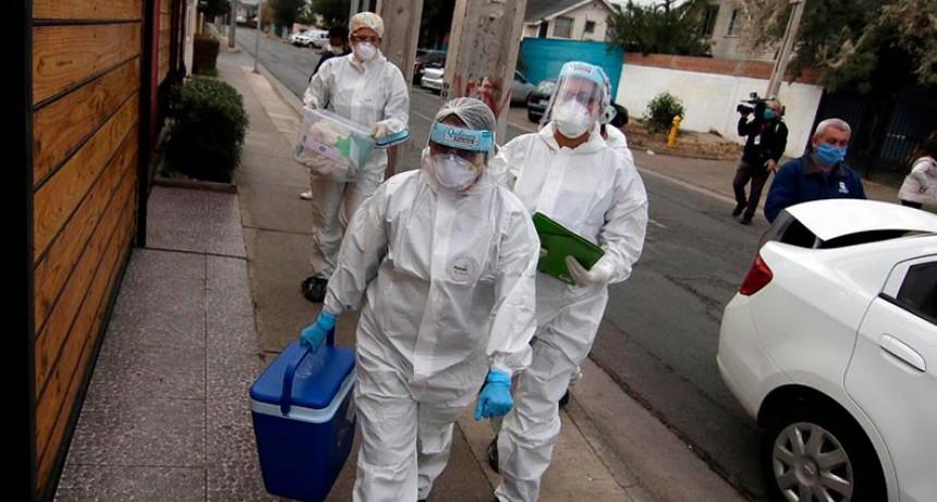 Reportaron 11.892 nuevos contagios y 185 muertes por covid-19 en Argentina