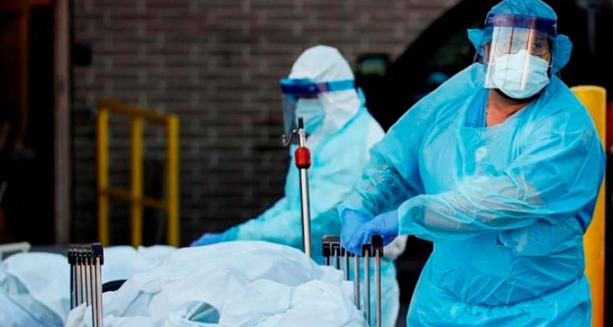 Confirmaron 197 nuevas muertes y 11.945 contagios de covid-19 en Argentina