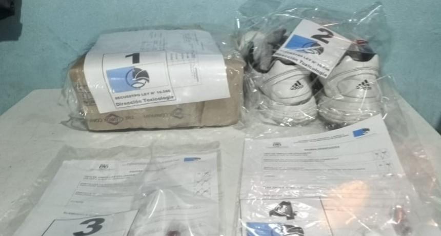 Procedimiento por narcomenudeo en la Unidad Penal N 8 de Federal