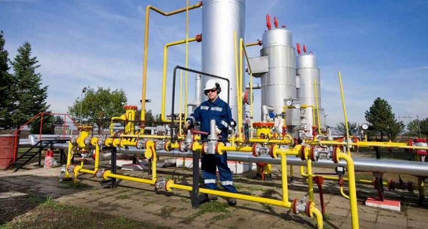 Se proyectan nuevas inversiones para extender la red de gas natural