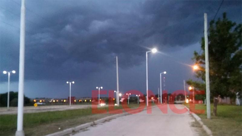 Alerta por tormentas para varias provincias abarca a una zona de Entre Ríos