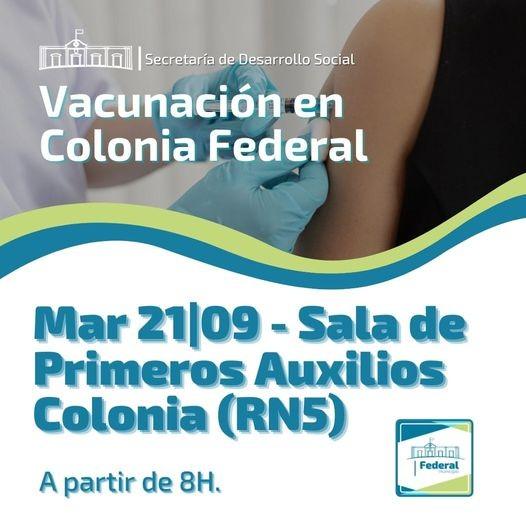 Completan esquema de vacunación y se aplicarán segundas dosis por Covid-19.  •