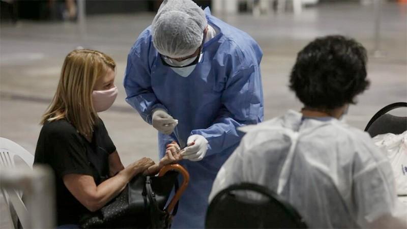 Otros 82 muertos y 1.451 nuevos contagios de coronavirus en Argentina