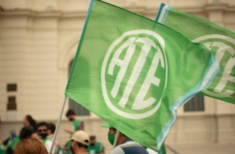 Salarios: ATE inicia medidas de fuerza en reclamo de la reapertura de la paritaria