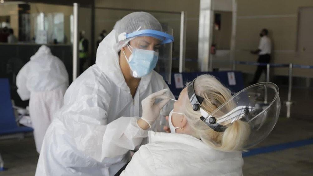 Murieron 106 personas y se registraron 2.034 nuevos contagios de coronavirus en el país