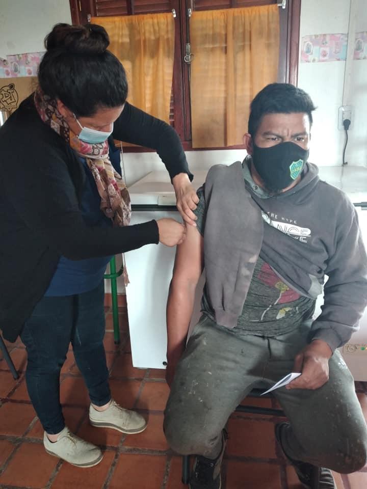 Plan Rector de Vacunación.  Zona Rural