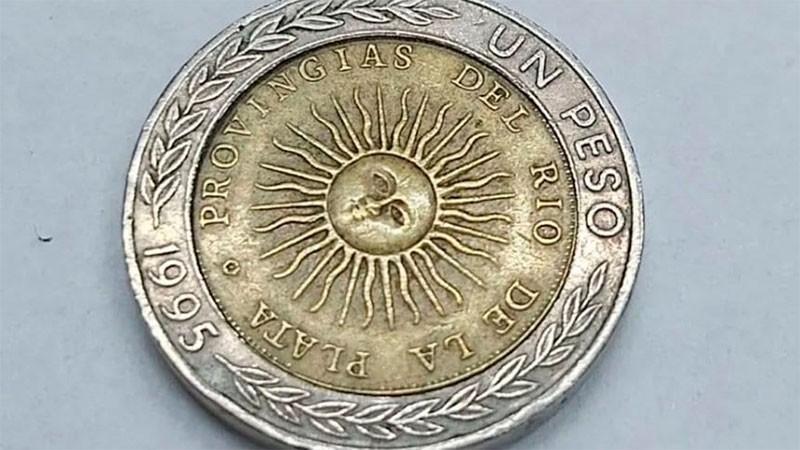 Moneda de 1 peso con error: lugares para venderla y paso a paso para hacerlo