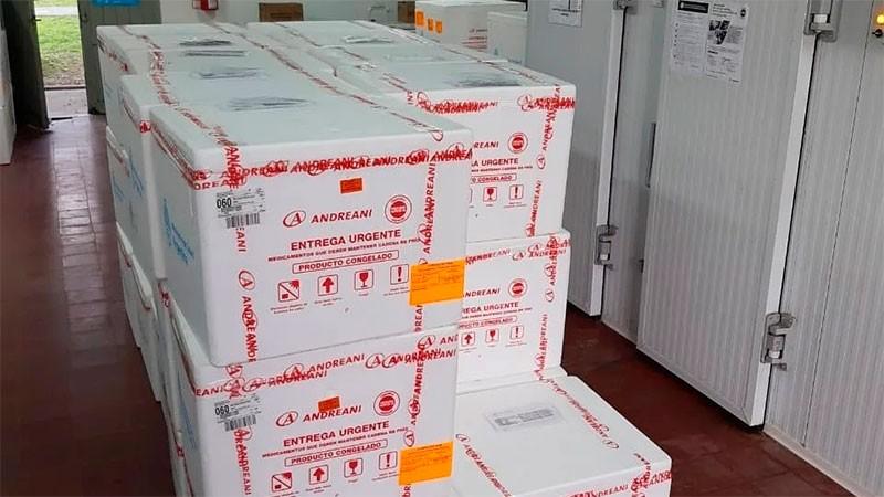 Distribuyen dosis de AstraZeneca y Sputnik V II: cuántas recibirá Entre Ríos