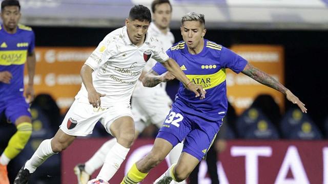 En la previa del Supeclásico, Boca derrotó a Colón en la Bombonera y escaló en la tabla
