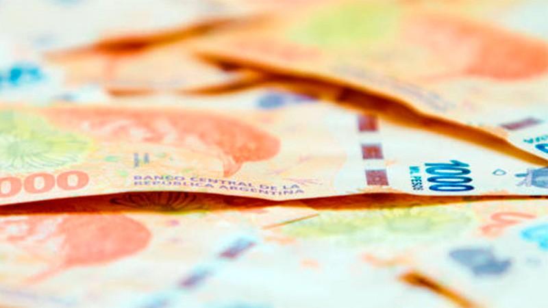 """Billetes de $1.000 con """"error"""" se venden hasta por 20.000 pesos"""