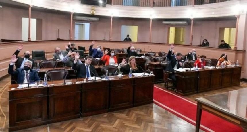 El Senado podría sesionar en el interior de Entre Ríos
