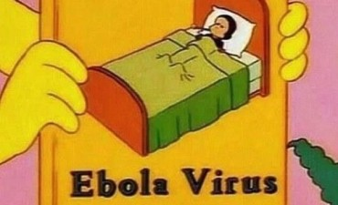 El día en que Los Simpson predijeron la epidemia de ébola