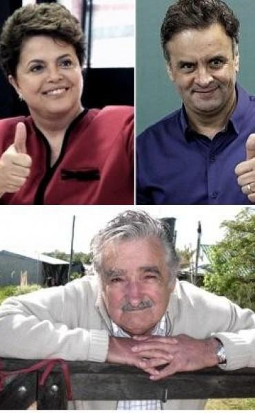 Elecciones: Brasil define y Uruguay decide