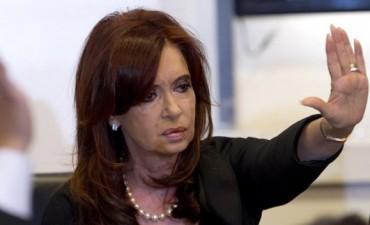 Mediciones de imagen de Cristina y los candidatos a presidente