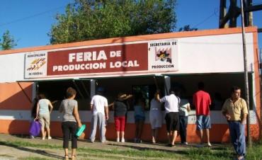 """Feliz cumpleaños: """"Feria de la Producción local"""""""
