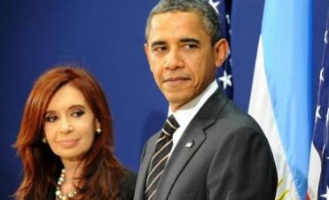 Cristina le pidió a Obama explicaciones por la designación de una funcionaria