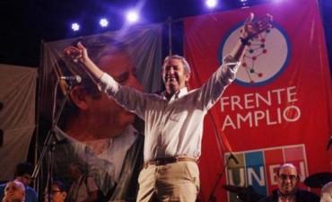 Cobos dice que si es presidente, los delincuentes irán presos