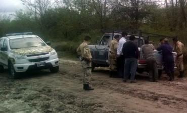 La Brigada Abigeato de Uruguay sorprendió a cazadores furtivos
