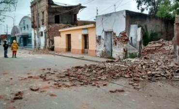 Un Fuerte temblor en el norte del país