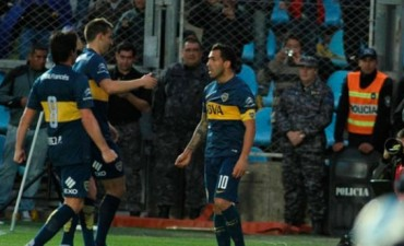 Boca gano y es finalista de la copa Argentina