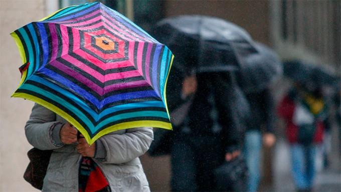 Hoy seguiría lloviendo: Cómo estará el clima durante el fin de semana largo