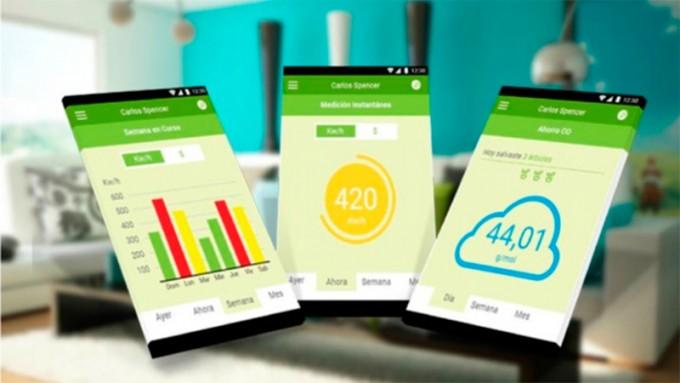 Argentinos crean una aplicación para medir el consumo de energía