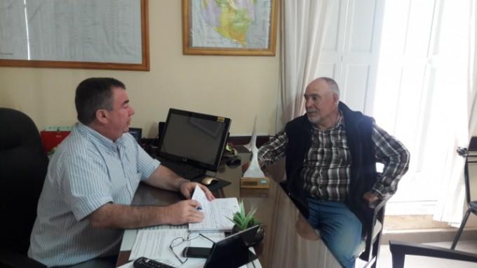 El Municipio brinda su apoyo al Taller Protegido Santa Rosa