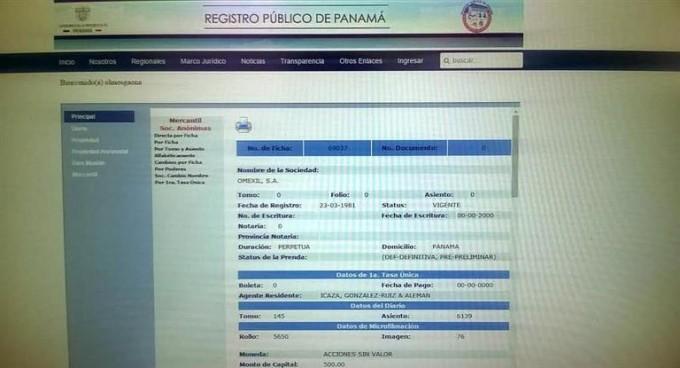 Denuncian que apareció una nueva offshore de los Macri en Panamá y piden investigarla