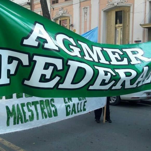 AGMER Seccional Federal informa a Docentes y Comunidad toda...