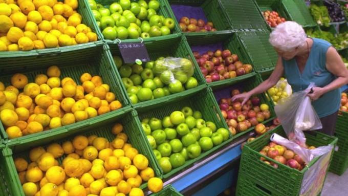 Los precios de productos agrícolas se multiplicaron por 4,9 veces en septiembre