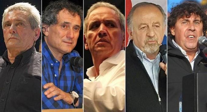 Gremialistas redoblan la presión contra el Gobierno a horas de reunirse con empresarios en la Rosada
