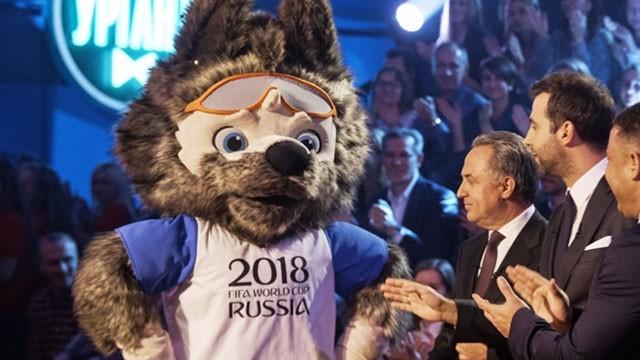 Se presentó la mascota oficial del Mundial de Rusia 2018