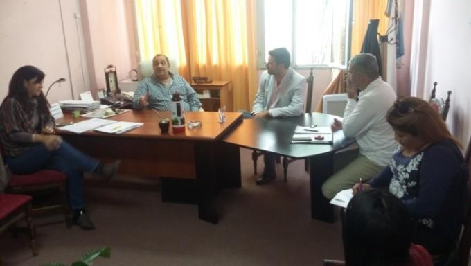 Federal y Santa Elena trabajan en planes de prevención y sistemas de alerta temprana ante fenómenos climáticos