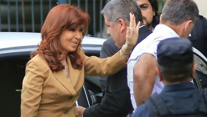 Cristina no respondió al juez y pidió nulidad de la causa: