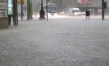 Alerta por tormentas fuertes para Entre Ríos y otras siete provincias