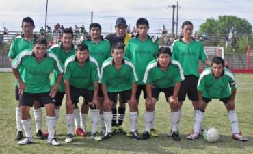 Con el batacazo de Las Delicias se completo la Fecha  13 del fútbol local