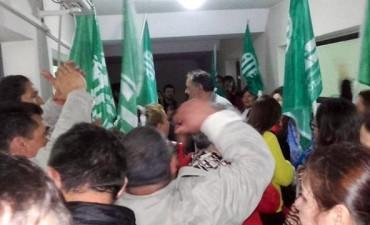 ATE tomó el ministerio de Salud y exigió la renuncia a De la Rosa