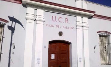 Cómo se repartió el poder en la UCR de Entre Ríos