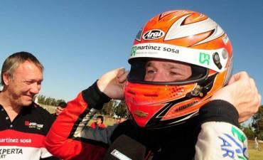 Canapino se llevó la carrera del Top Race V6 en Río Cuarto